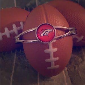 Jewelry - 🏈 DENVER BRONCOS 🏈Open Back Adjustable Bracelet